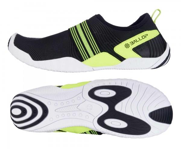 "BALLOP Schuhe ""Arrow black"", V2-Sohle"