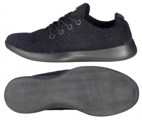 BALLOP Woll-Sneaker Tenderness black