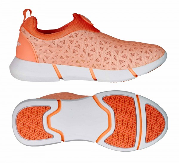 "BALLOP Sneakers ""Flight"" peach"
