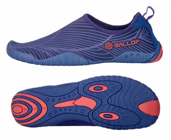 BALLOP Skinfit Leaf navy V2-Sohle