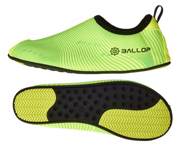 """BALLOP Schuhe """"Wave green"""""""