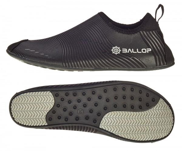 "BALLOP Schuhe ""Wave black"""