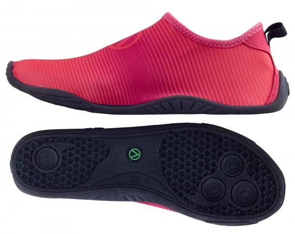 Spartan Barfuß-Schuhe Astro red