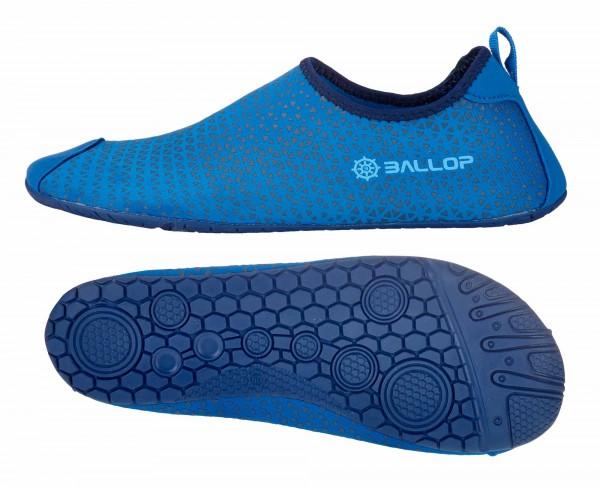 BALLOP Skinfit Triangle blue V1-Sohle