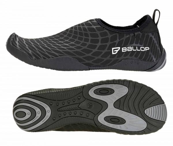 BALLOP Skinfit Spider black V2-Sohle