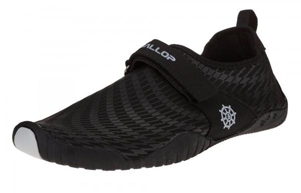 "BALLOP Schuhe ""Patrol black"", V2-Sohle"